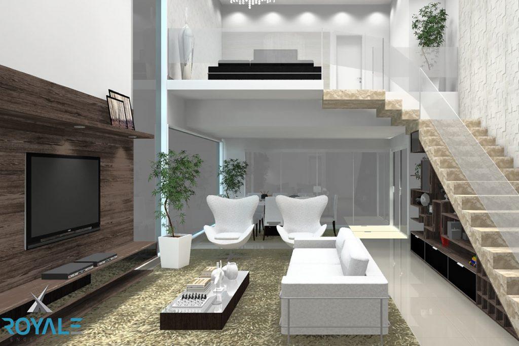 projetos de interiores