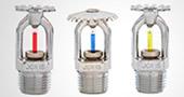 Sprinklers de combate a incendio