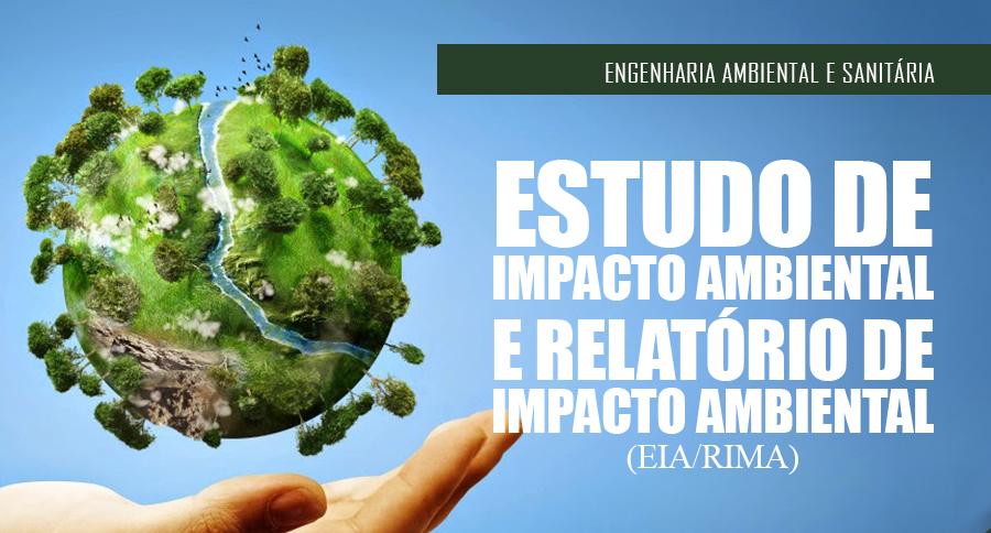 Estudo de Impacto Ambiental - EIA-RIMA